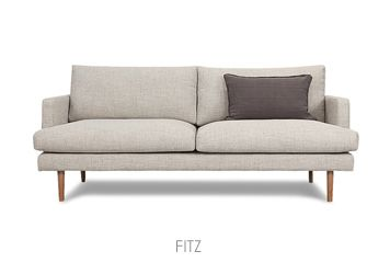 Our Fitz Sofa Made In Melbourne Sofas Direct