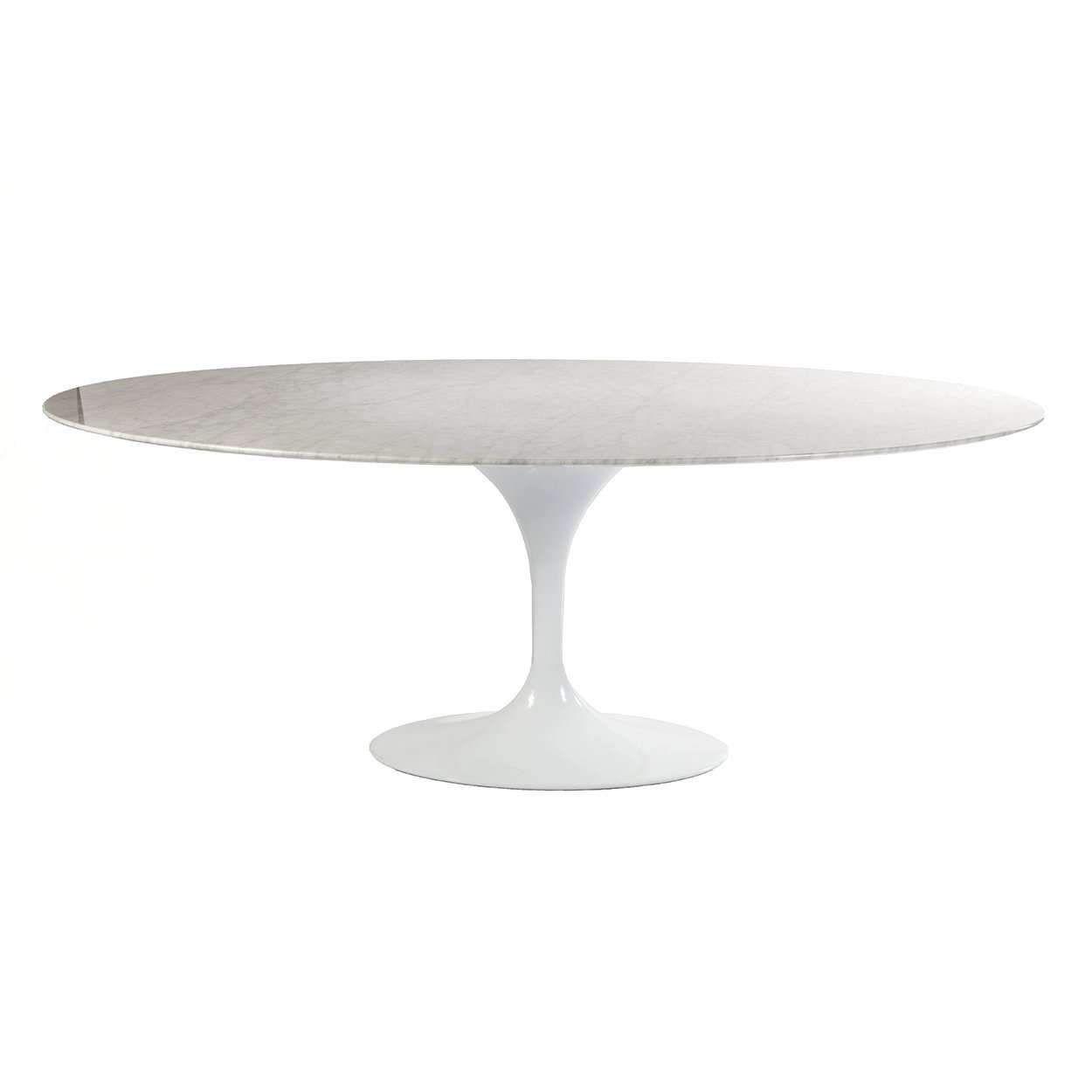 Carrara Marble Tulip Dining Table 79 Ovaldefault Title Tulip Dining Table Marble Dining Pedestal Dining Table [ 1250 x 1250 Pixel ]