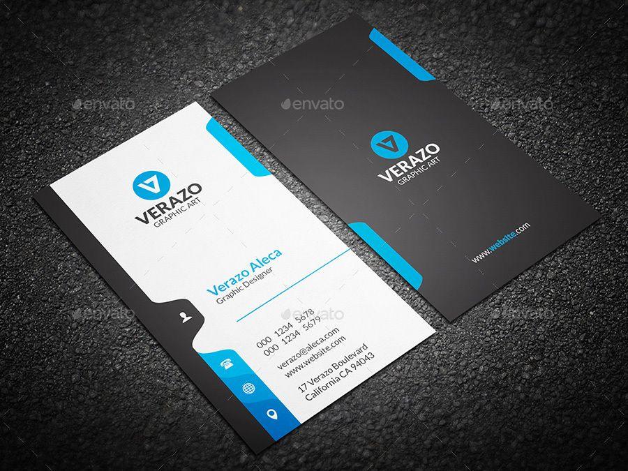 Business Card Bundle 47 Vertical Business Cards Vertical Business Card Template Vertical Business Card Design