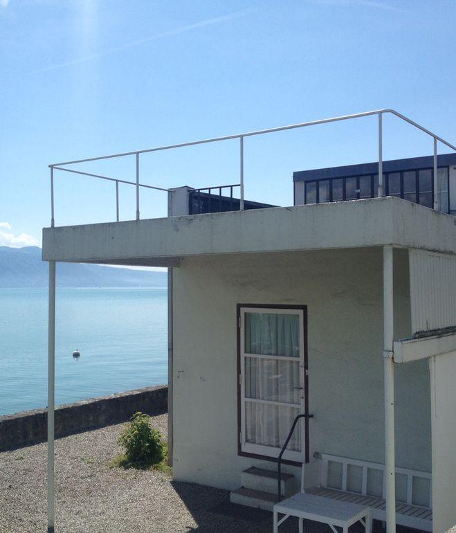 Le Corbusier Did The Cottage Right Villa Le Lac Is A