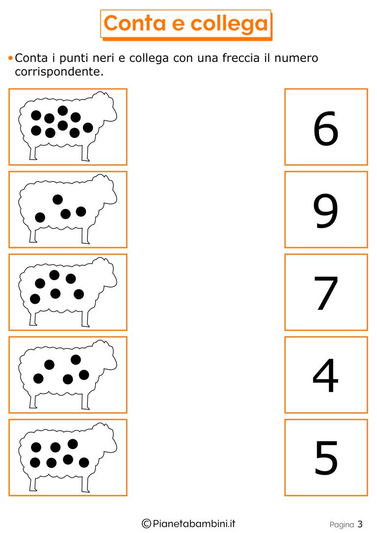 Giochi Di Matematica Per Bambini Di 6 7 Anni Da Stampare Edukacja