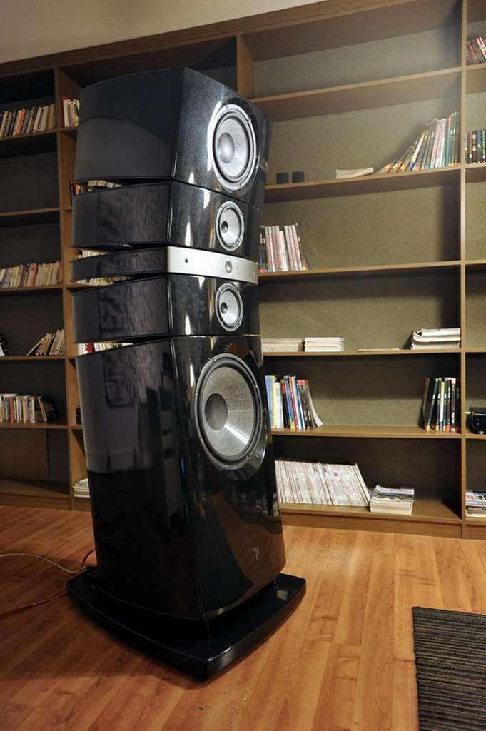 Focal Showroom : Grande Utopia EM
