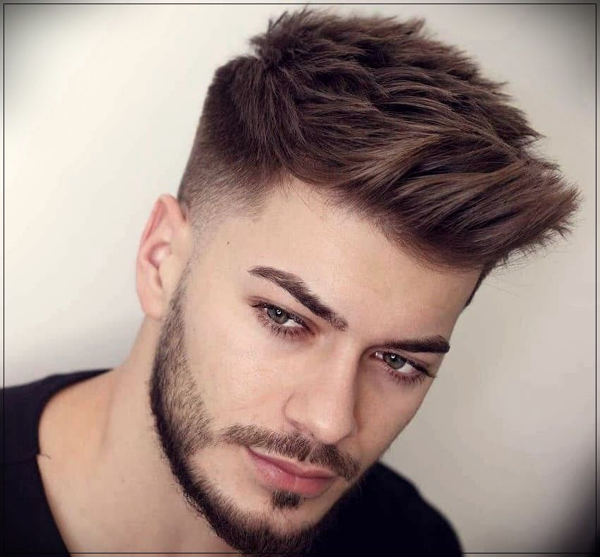 2019 Men S Haircut Short And Shaded 10 Photos To Change Style Men Haircut Styles Trending Hairstyles For Men Mens Haircuts Short