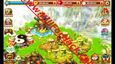 Kung Fu Pets Hack Cheats for iOS Android Devices