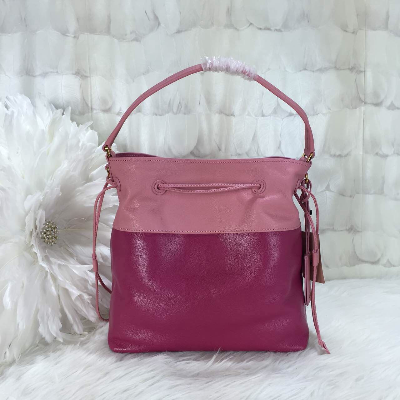 Miu Miu Leather Hobo Bag Sky Blue 2015   Miu Miu Bags - Cross body bags,  wallets   more in 2019   Pinterest   Bags, Miu miu and Crossbody bag dd99da402f