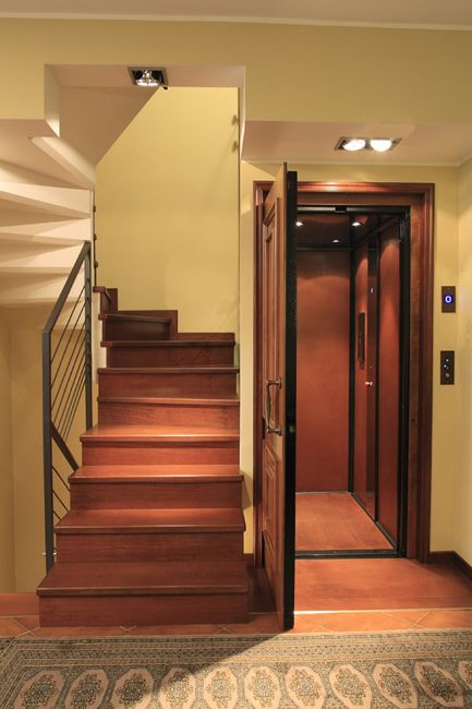 Home Elevator Dream Home Pinterest House Staircases