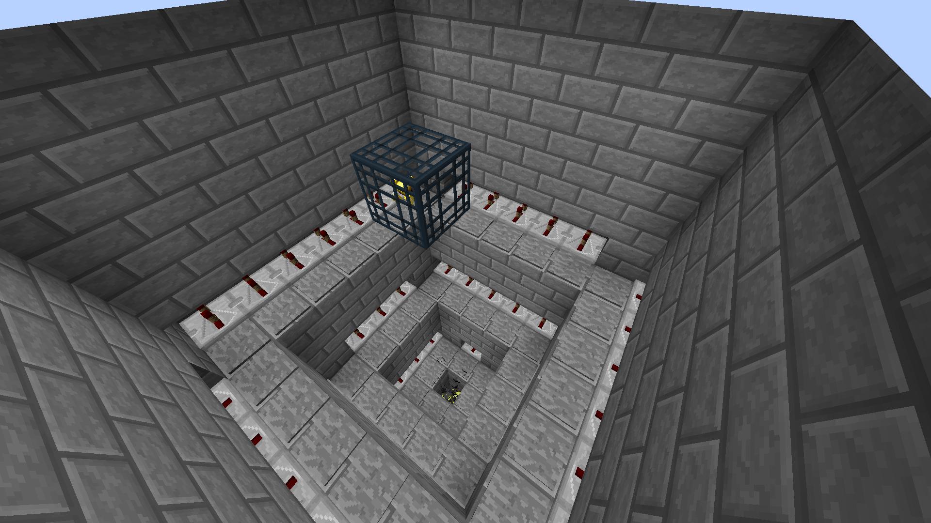 Very Cheap Blaze Farm | minecraft | Minecraft redstone