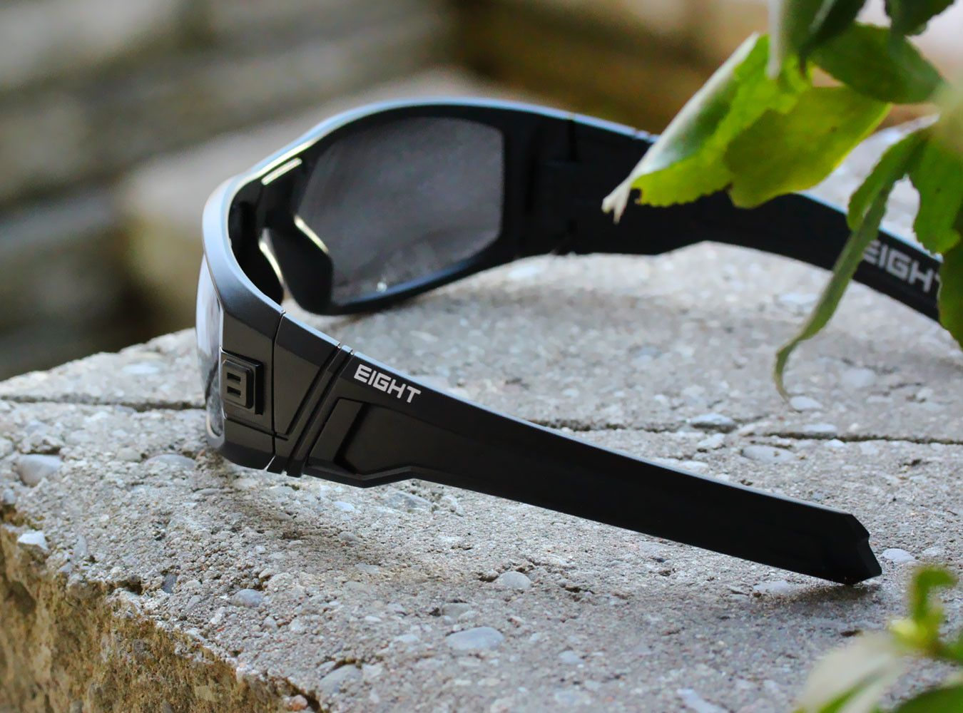 1dcceb49dc Matte Black V.1 - Eight Eyewear