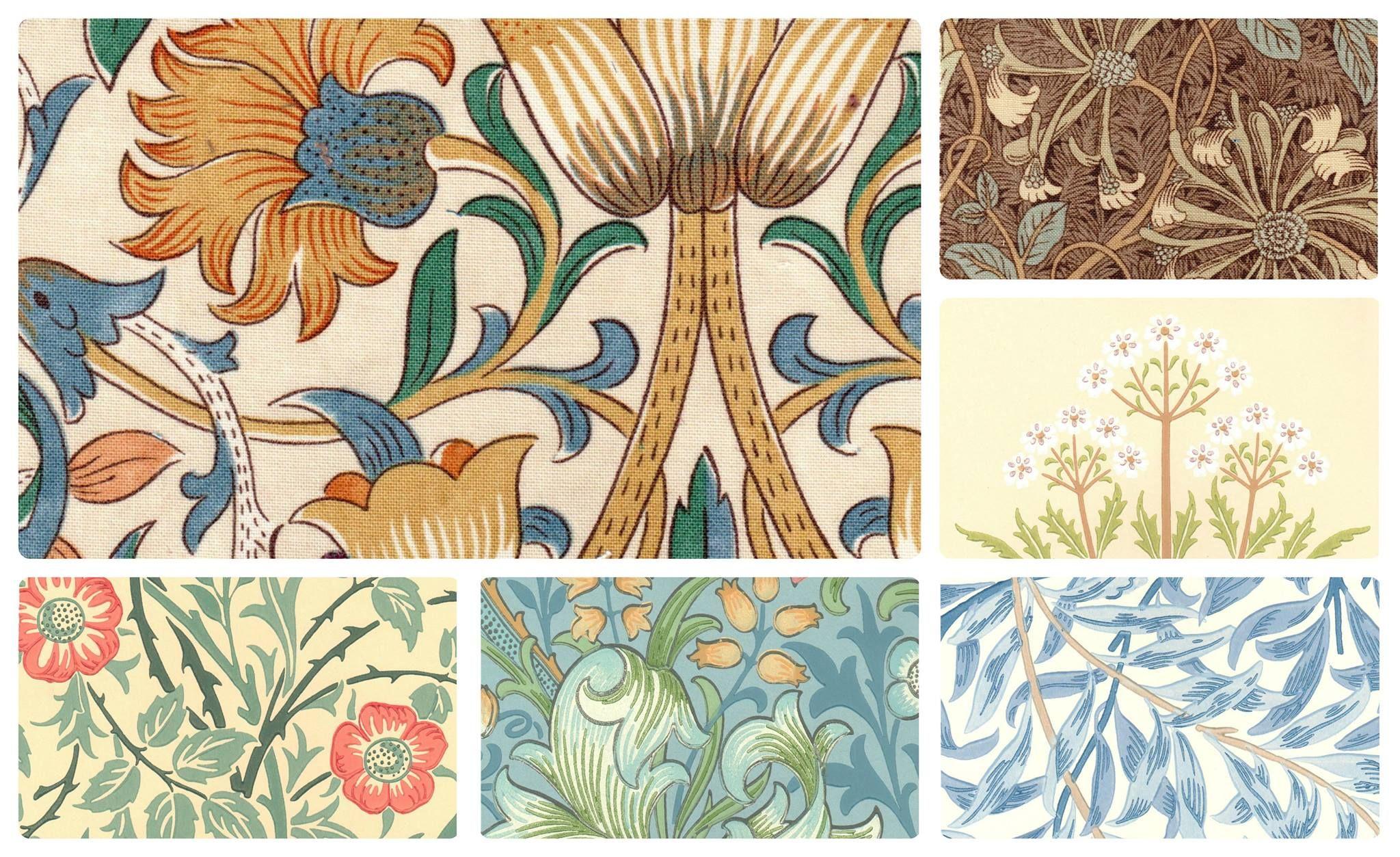 不朽的追求-威廉莫里斯特展 Everlasting Vision of William Morris | History design. History. Design