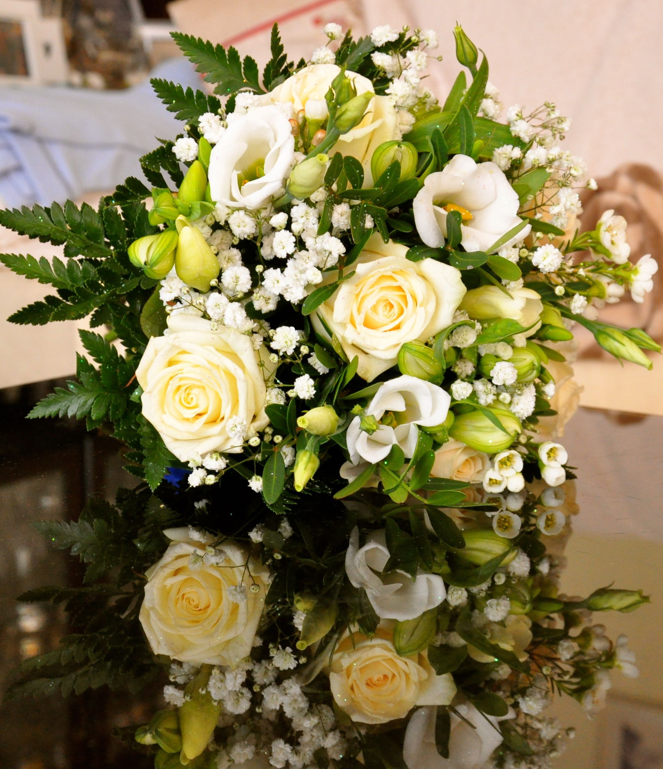 Mixed Whites Wedding Flowers Pinterest Flower Ideas