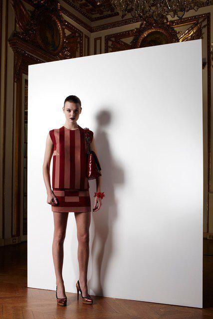 Lanvin | Resort 2013 Collection | Vogue Runway