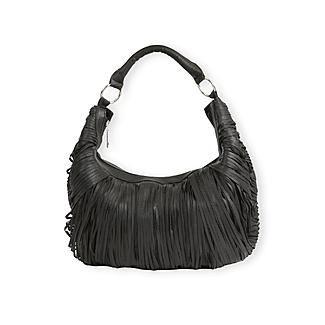 Bongo Junior S Fringe Hobo Bag Clothing Handbags Accessories