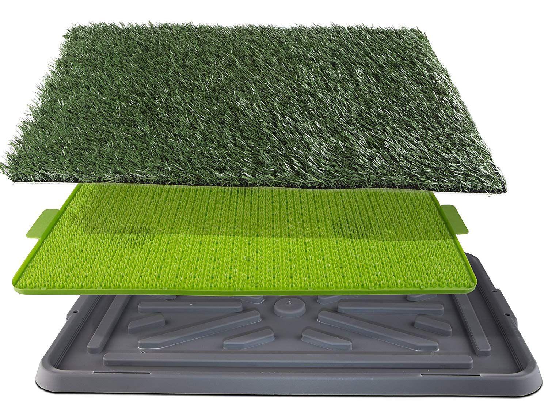 AmazonSmile Dog Grass Pee Pad Potty Artificial Grass
