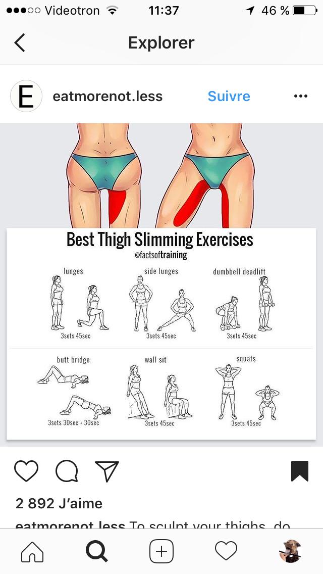 quotthigh gapquot workout workout pinterest thigh gaps