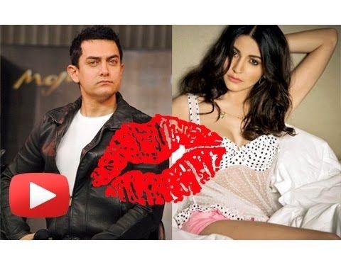 Aamir Khan Anushka Sharma To Share The Longest Kiss Aamir Khan