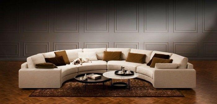 Epingle Par Isabel Sur Round Sofa