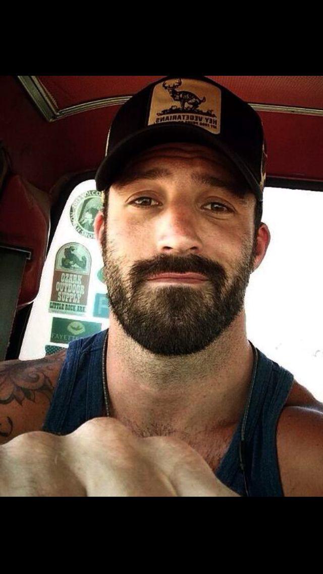 8a66a2f74a6 beard  trucker  cap  snapback  hot  man