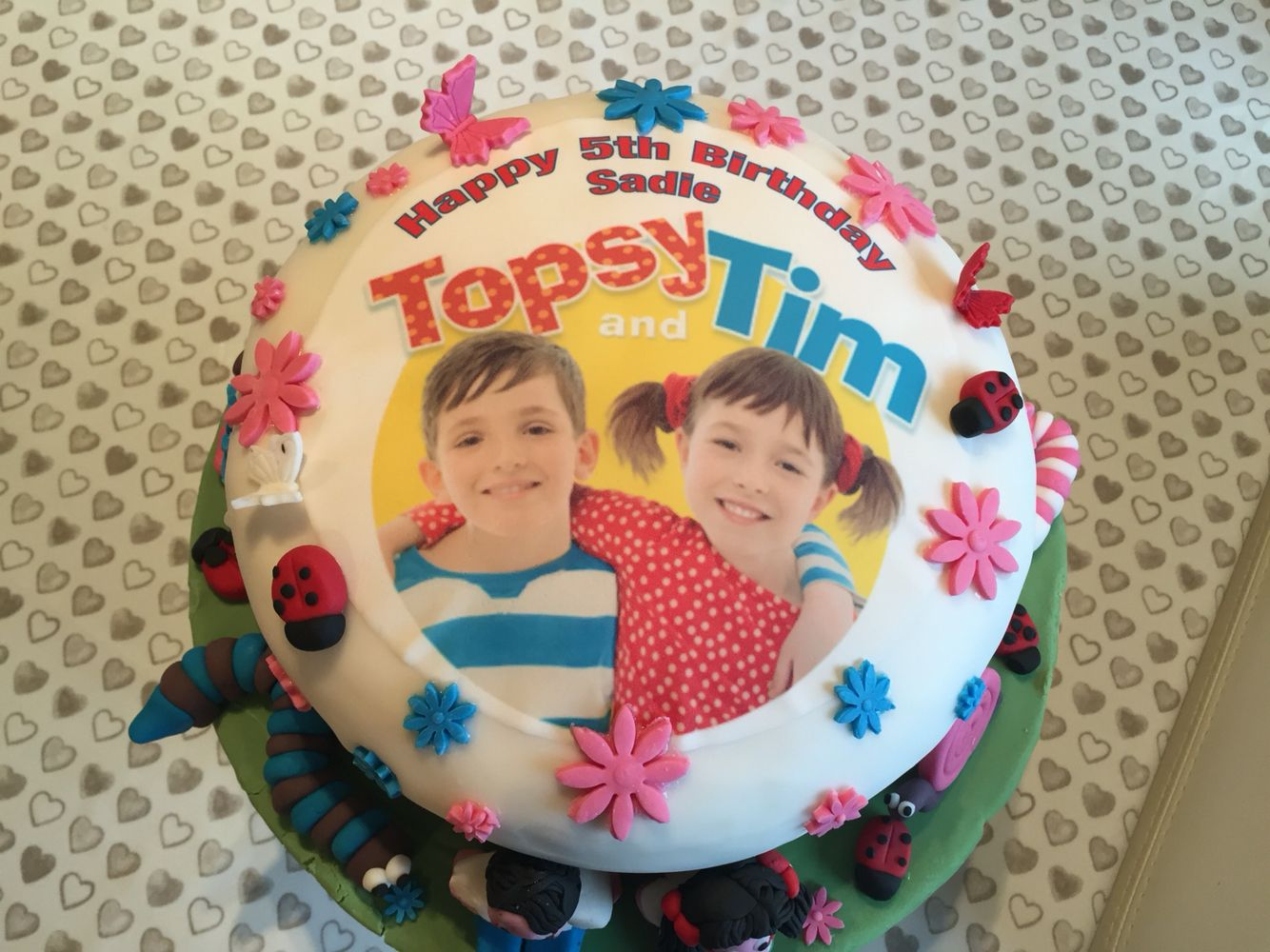 Topsy And Tim Birthday Cake Books Worth Reading Pinterest