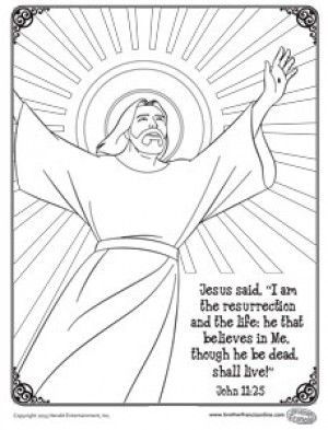 Herald Store Catholic Easter Coloring Page Easter Coloring Pages Free Easter Coloring Pages Easter Colouring