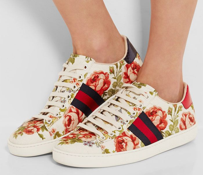 Fashionable Gucci Ace Sneakers Gucci Ace Sneakers Sneakers Gucci Leather