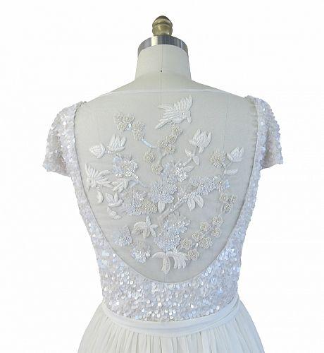 KWH by KAREN WILLIS HOLMES - 'Kayla' wedding gown