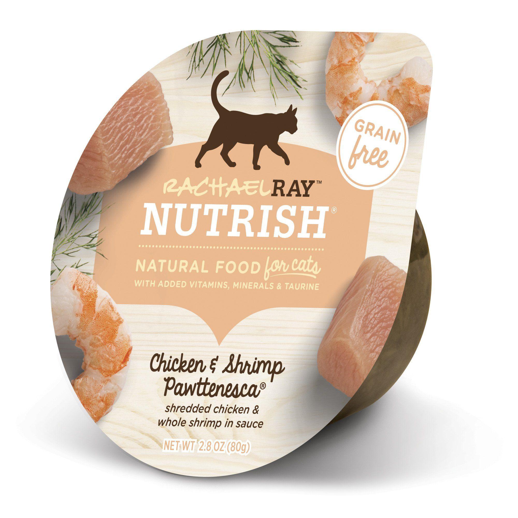 Rachael Ray Nutrish Natural Grain Free Chicken Shrimp