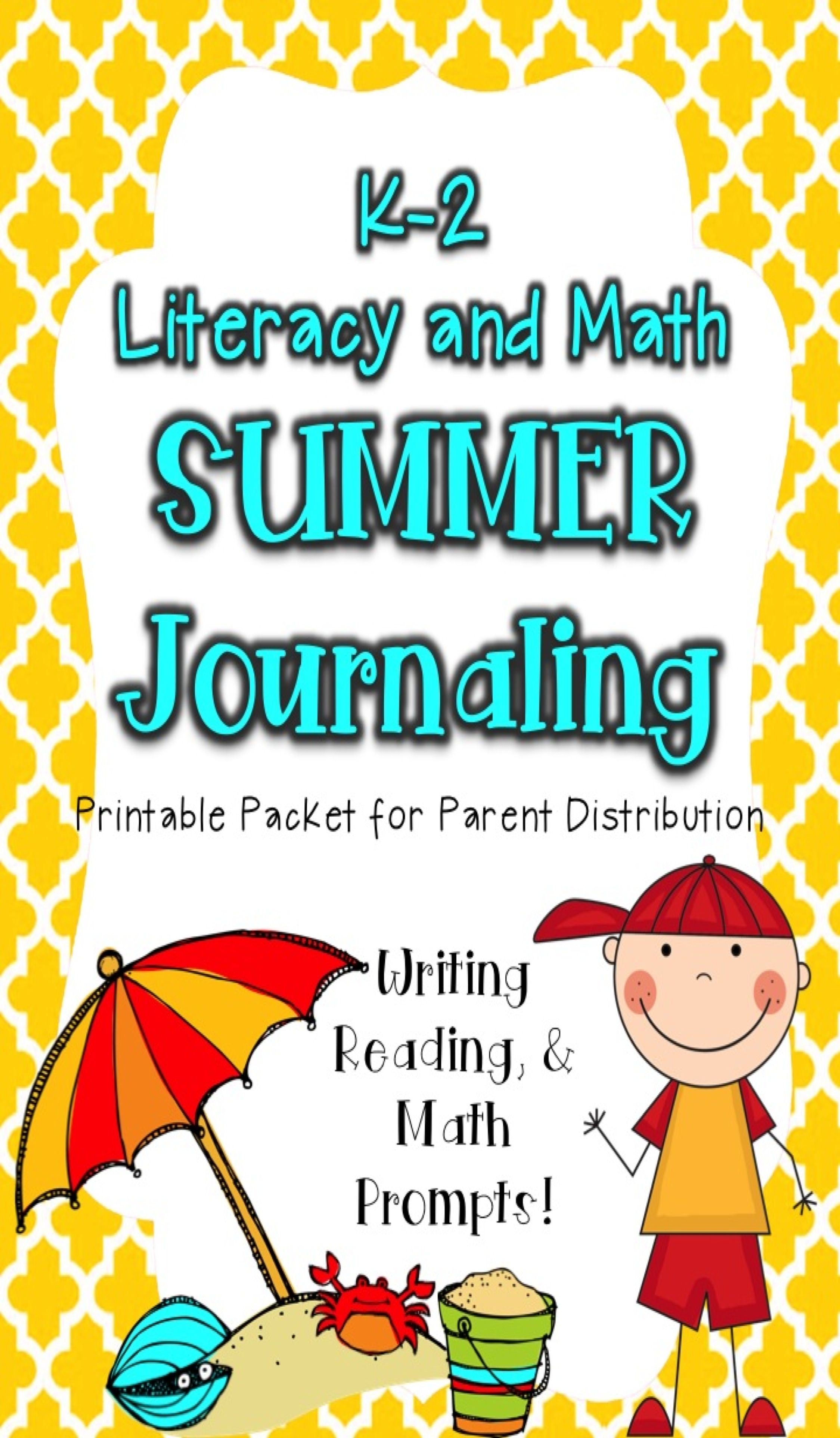 Great Summer Activity Easy To Give Parents To Keep Those