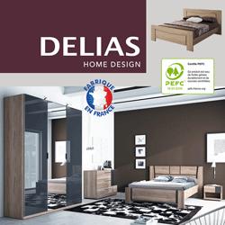 DELIAS, fabricant de meubles modernes pour votre salon, salle à manger ou votre chambre