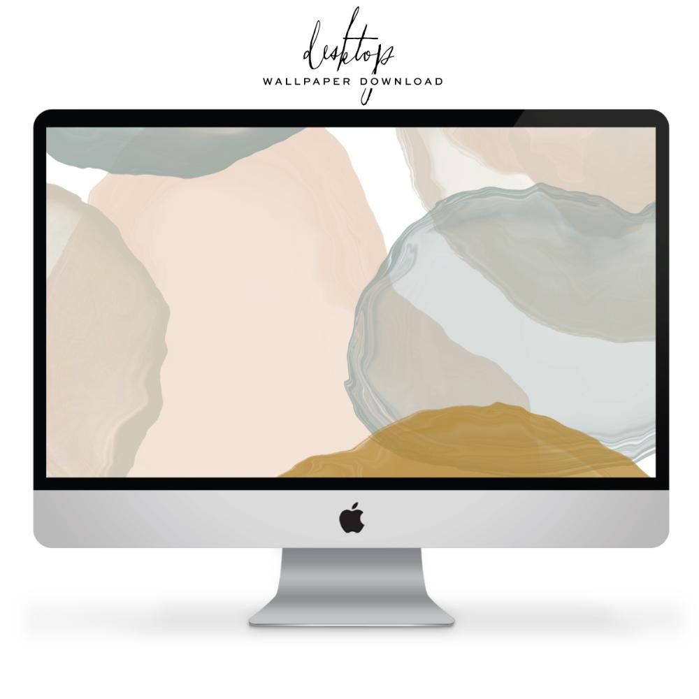 *Free* Desktop Wallpaper for March | lark & linen