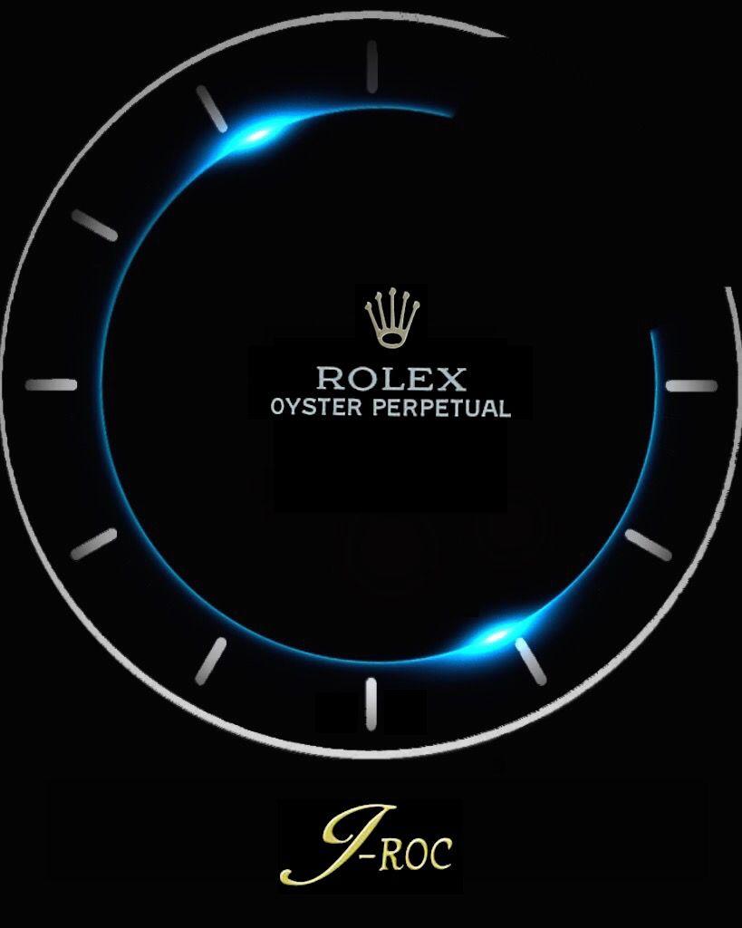 Rolex JRoc Edition Apple Watch Face アップルの壁紙, おしゃれな壁紙