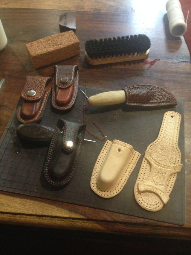 img 4787 objets en cuir pinterest cuir maroquinerie. Black Bedroom Furniture Sets. Home Design Ideas
