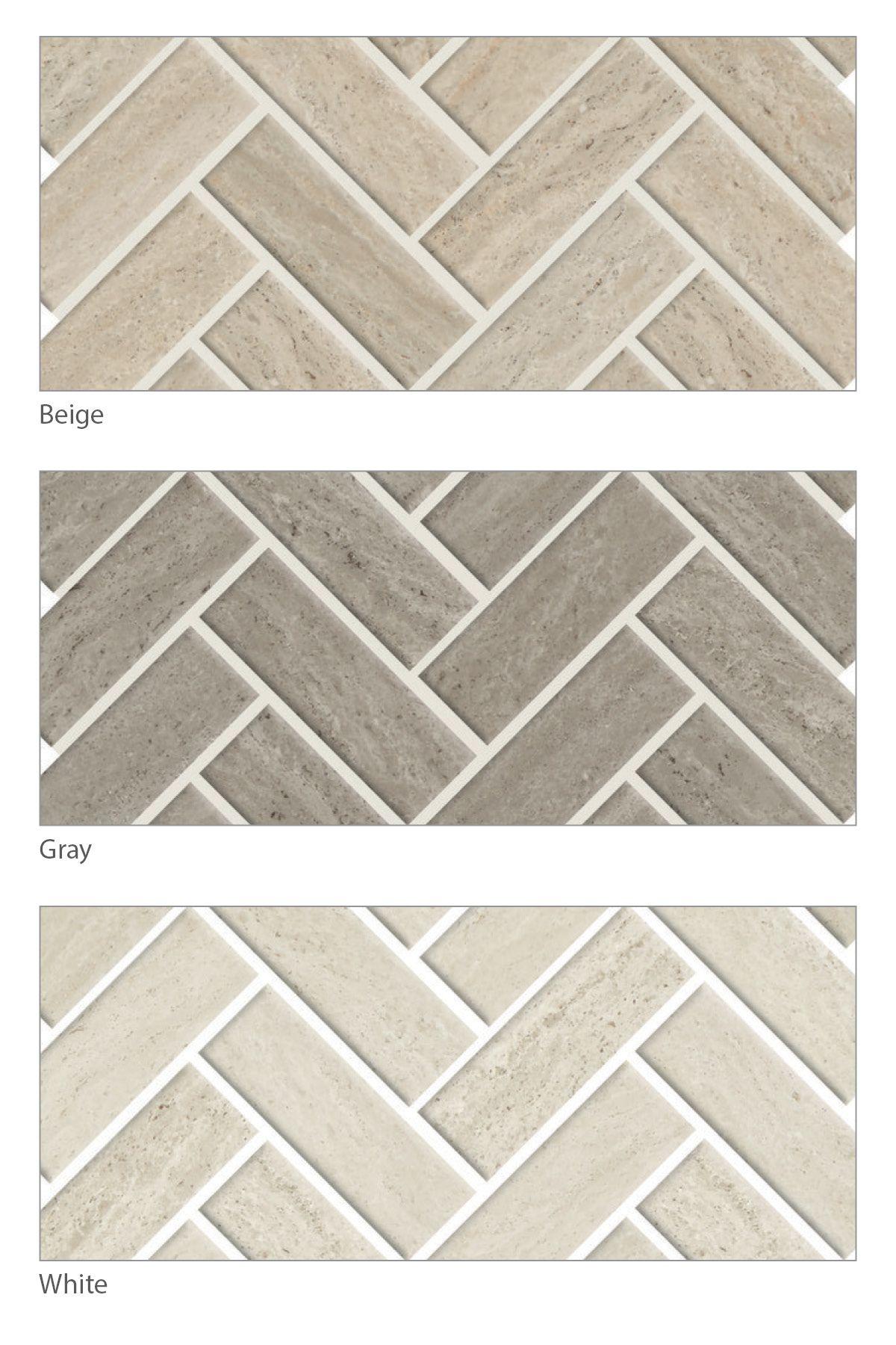American Olean Sunset Falls Olean Tile Companies Herringbone Tile