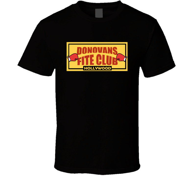 Donovans Fite Club - Ray Donovan inspired T Shirt