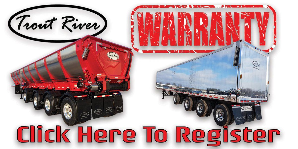 Trout River Live Bottom Trailers Troutriverpe On Twitter Custom Big Rigs Automotive Marketing Trailer Manufacturers