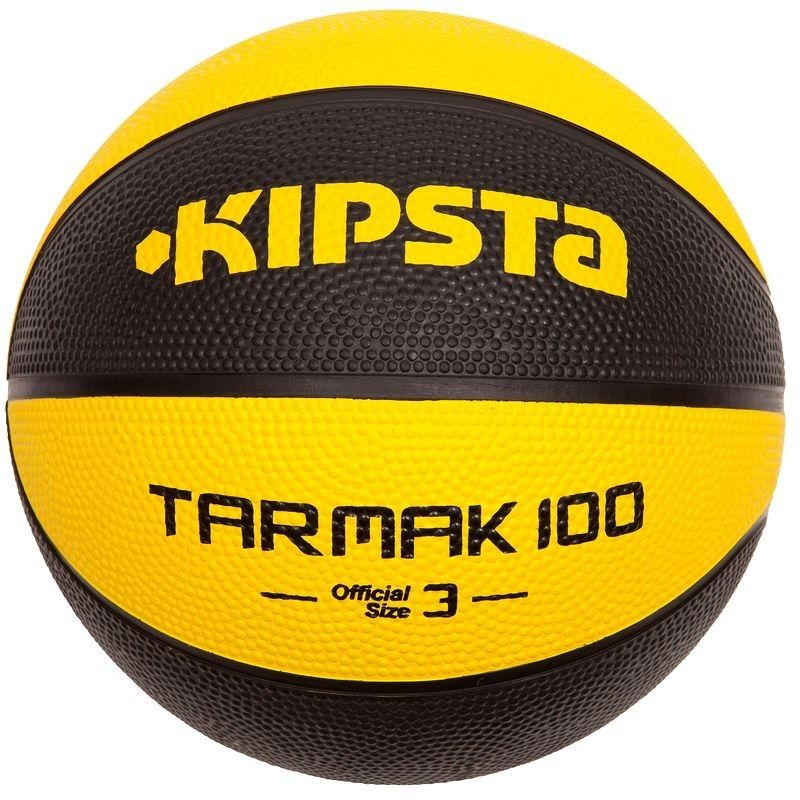 Check out our New Product Tarmak 100 adult basketball in SIZE 3 yellow  black COD Occasionally playing outdoor basketball.This highly durable ball  offers ... 2a09d8e0b57de