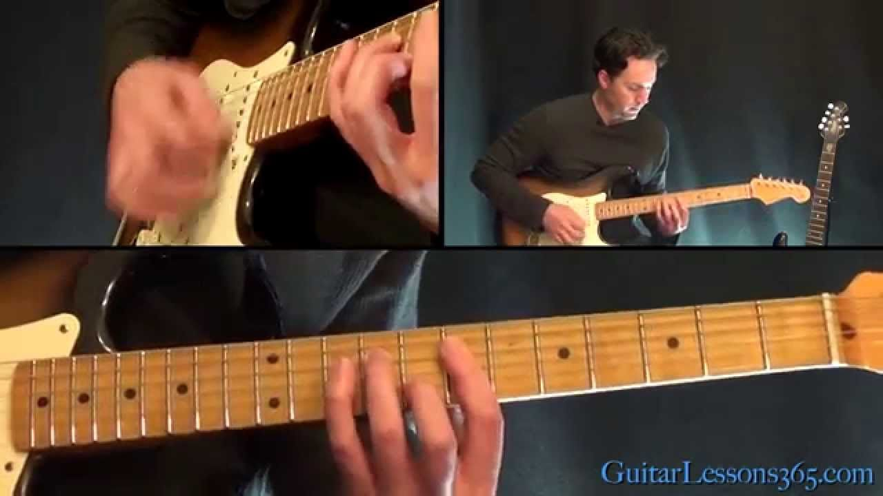 How To Play Another Brick In The Wall Part 2 Pink Floyd