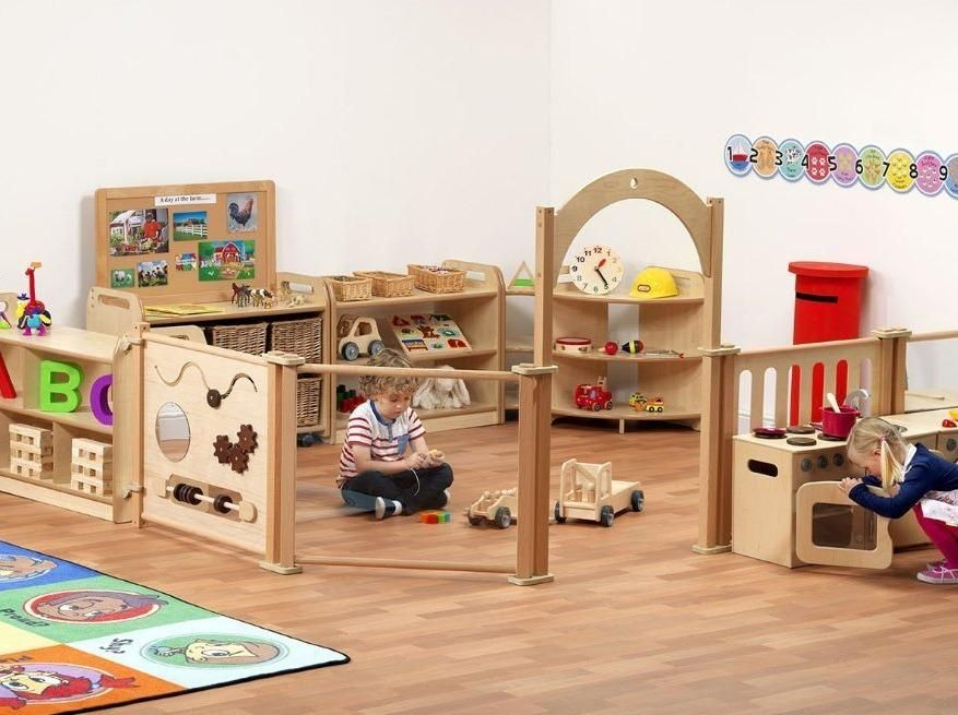 Playscapes Furniture Imagination Zone - LARGE BASKETS