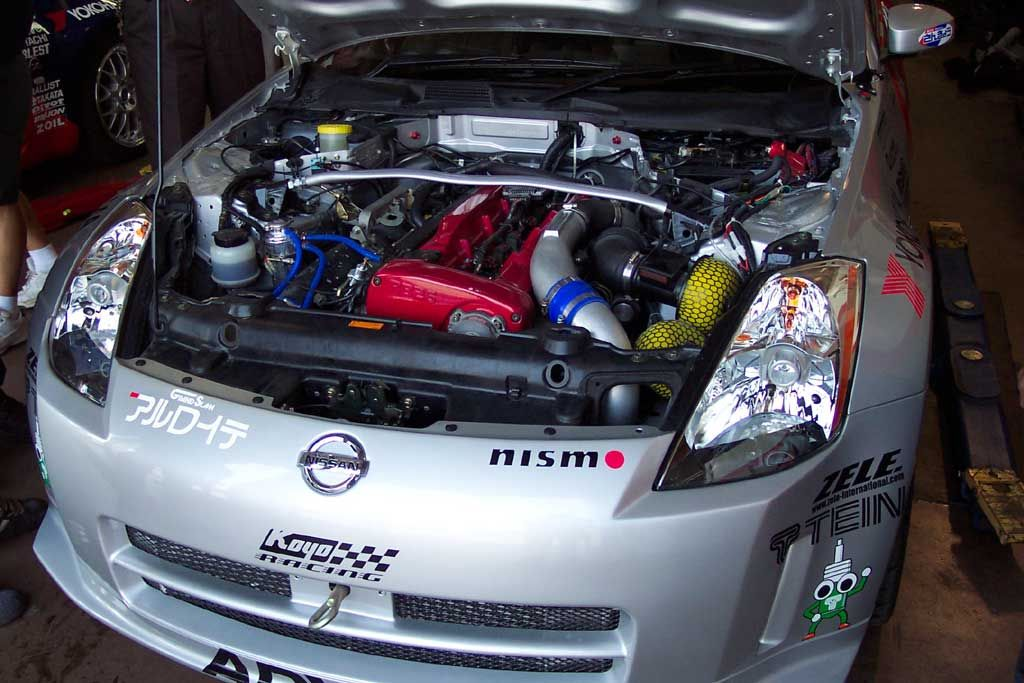 RB26 350Z | Tuner | Engine swap, Engines for sale, Cars