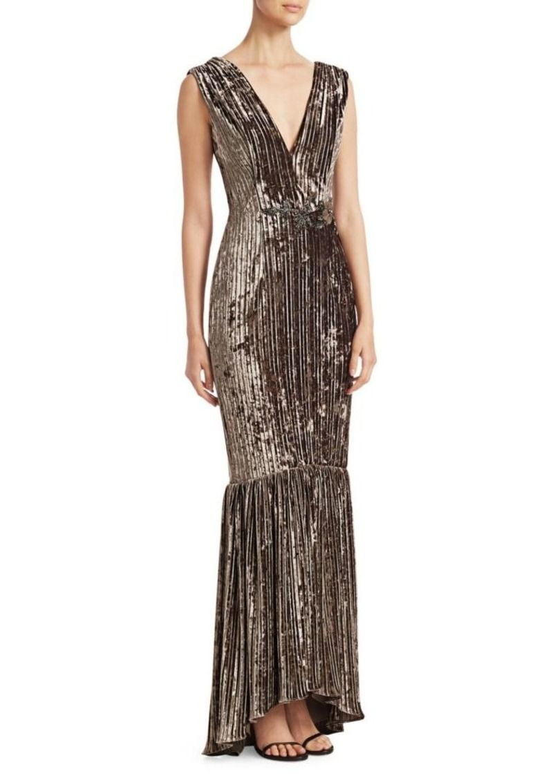 David meister saks with images gowns dresses mermaid