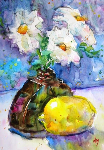 Glowing Idea Floral Painting Painting Flower Painting