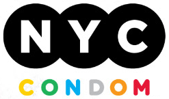 I think this is the perfect logo for the nyc condom. the colors they used reminds me of the mta subway system. This was a very successful logo
