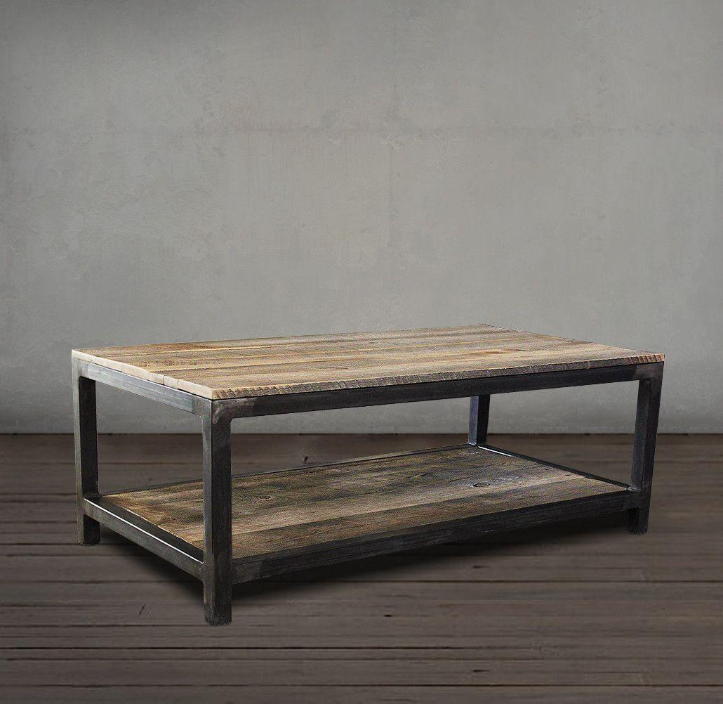 Reclaimed Wood Bi Level Coffee Table Free Shipping Reclaimed Wood Coffee Table Coffee Table Wood Coffee Table [ 1002 x 1030 Pixel ]