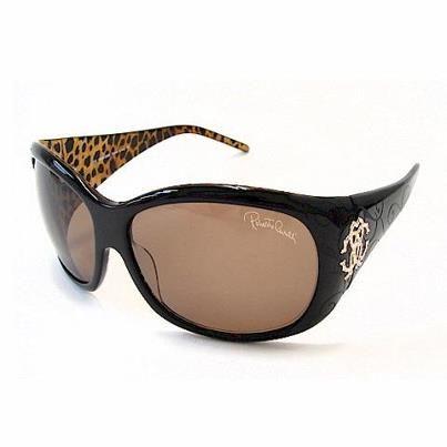 Óculos Roberto Cavalli 466S 05J que está por apenas US$355.01 na Nave Shop.