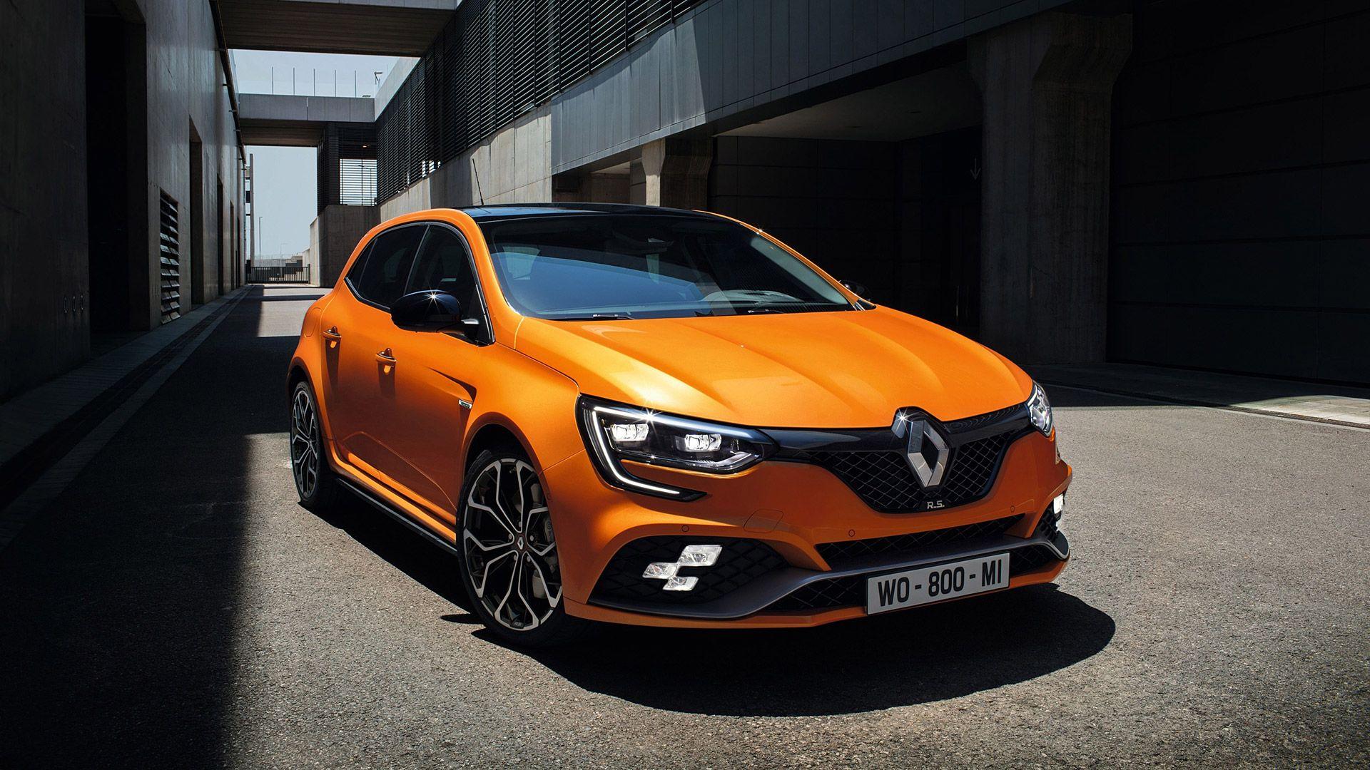 2018 Renault Megane Rs New Renault Suv Cars Clio Williams