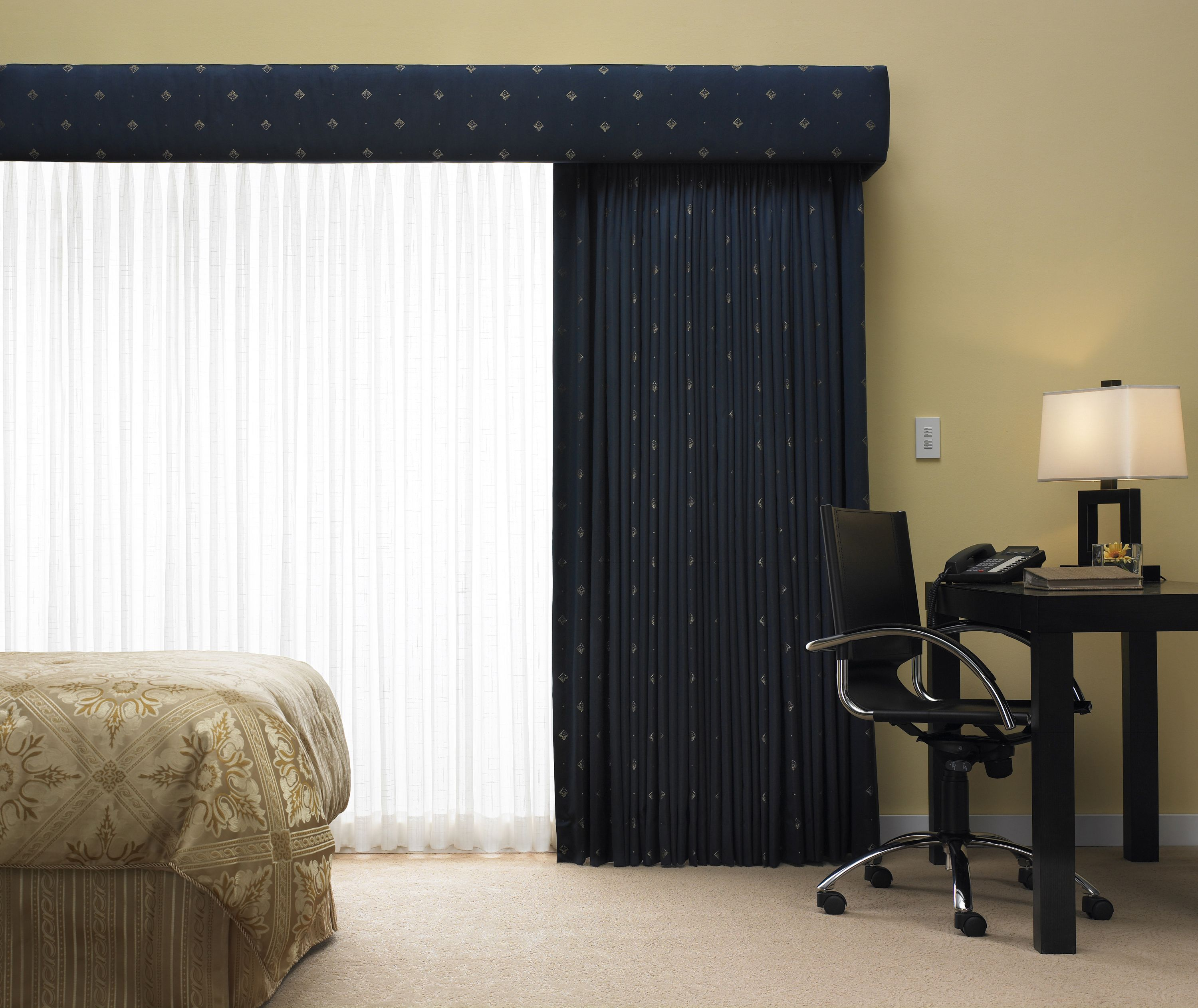 Kirbe Sheer Curtains Amp Blackout Draperies With