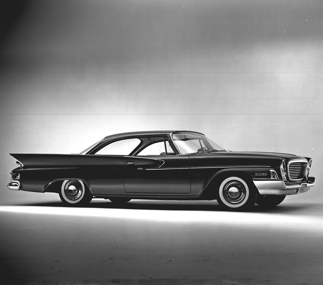 1961 Was The Final Year Of The #Chrysler Windsor In The