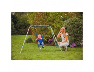 Hustawka Ogrodowa Dla Dziecka 2w1 12m 8l 6290412001 Oficjalne Archiwum Allegro Toddler Climbing Toys Toddler Climbing Swing Set