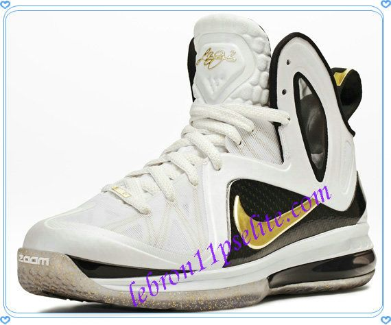 the best attitude 99a56 92753 LeBron 9 P.S. Elite Nike IX Lebrons Home-A new sample of LeBron 9 P.S.