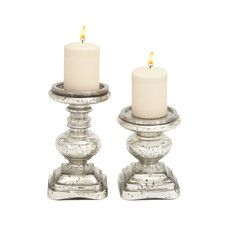 Furniture & Home Decor Search: mercury glass | Wayfair