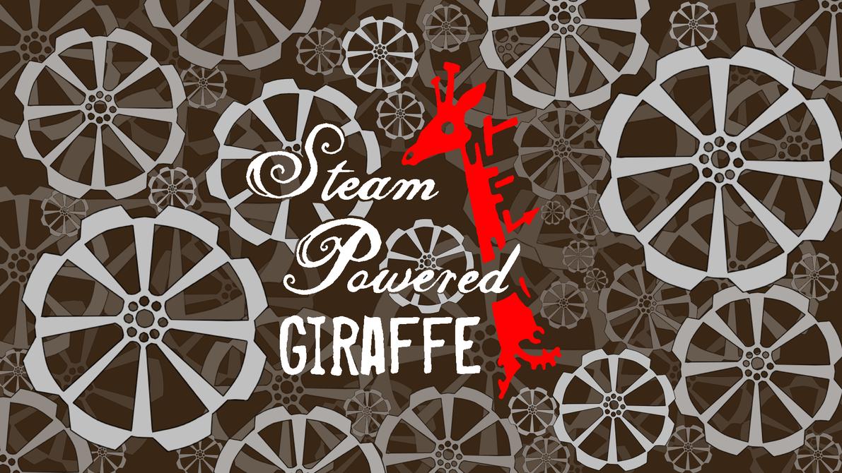Steam Powered Giraffe Wallpaper Steam Powered Giraffe By Spike 4